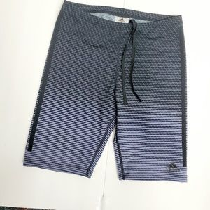 Men's Adidas Swim Jammers sz 32
